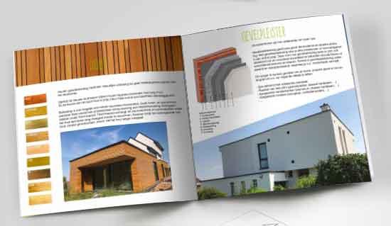 brochure lookbook